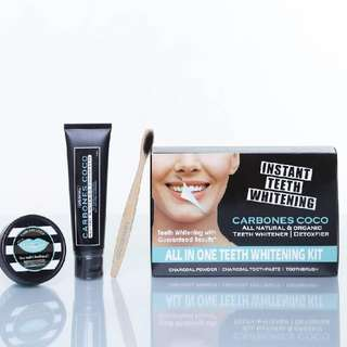 PRE-ORDER All In 1 Whitening Kit(Imported from AUSTRALIA)