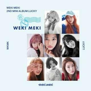 Weki Meki - Lucky (Lucky ver.)