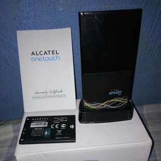 Alcatel One touch Smart