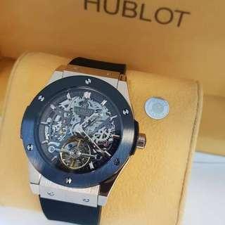 Hublot Geneve Black Gold