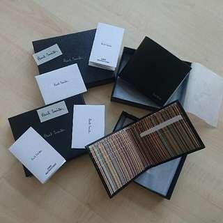 現貨Paul Smith wallet 經典銀包 情人節禮物#袋#bag #valentine day