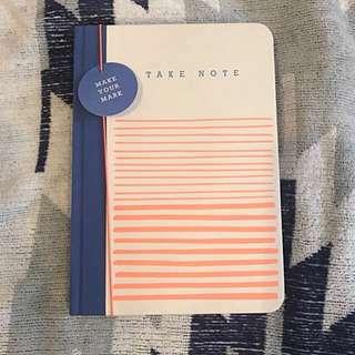 Kikki K Notebook and Journal