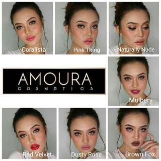Amoura Cosmetics Wudhu Friendly Matte Liquid Lipstick