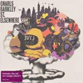 arthcd GNARLS BARKLEY St. Elsewhere CD (Crazy etc)