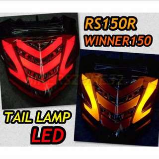 Tail lamp rs150r