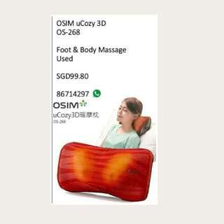 OSIM uCozy 3D Massager