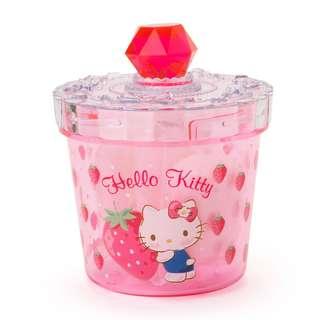 日本代購 sanrio 專門店 2018年 1月 hello kitty 草莓系列 糖果 盒