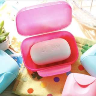 Travel Soap Bar container