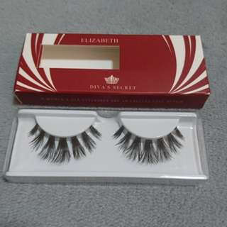 🆕 Diva's Secret Eyelashes by Ifa Raziah (Elizabeth)