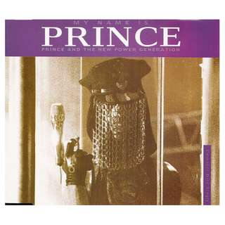 Prince And The New Power Generation ‎My Name Is Prince cd single