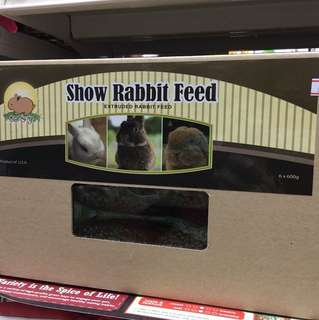 Pets' Gantry-New Stocks or Show Rabbit Feed 3.6kg