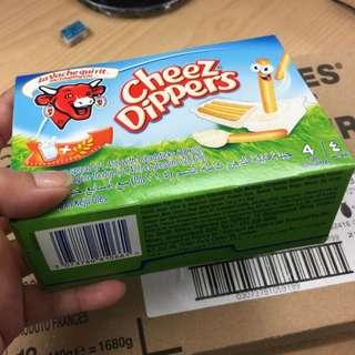 笑牛牌芝味棒 現只售$350 一箱12盒 / 笑牛牌麵包條芝士醬