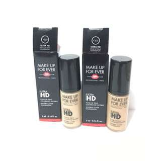 Make Up For Ever Ultra HD Liquide Foundation 5ml