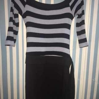 3/4 dress