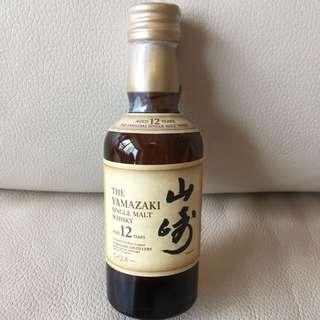 Yamazaki 12years 50ml
