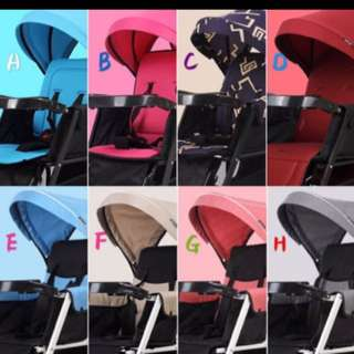 🔥 Orders Reopen! BNIB Tandem Twin Stroller