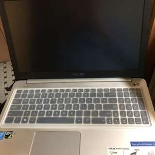 ASUS notebook K501LX 95%new(HKD$8000)