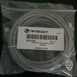RJ45 /Cat 5e/ Network cable - 5m
