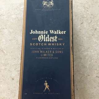 Johny Walker Limited Edition Blue Lable