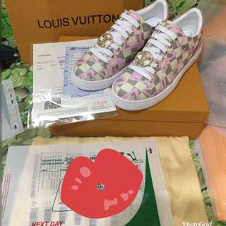Proof Of Shipping Lv sneakers