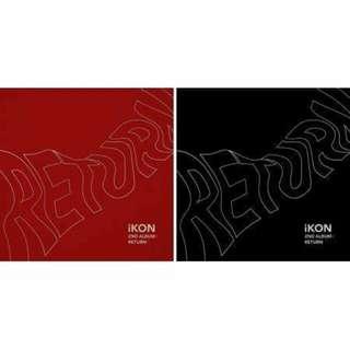 iKON Album Vol. 2 - Return