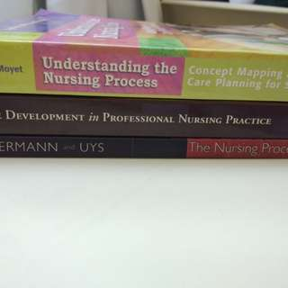 Nursing reference books