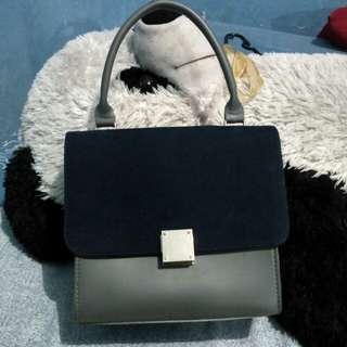 Zara Bag (Navy)