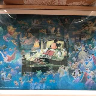 Jigsaw Puzzle - Disney puzzle