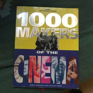 1000 makers of the cinema