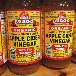 Bragg Apple Cider Vinegar 60ml