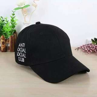 Cap with design