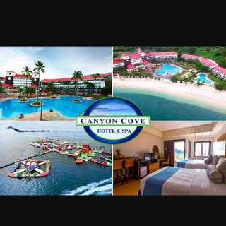Canyon Cove Hotel and Spa Batangas Non peak Certificate