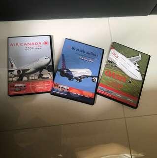 JustPlanes DVDs