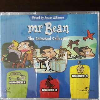 Mr Bean The Animated Collection