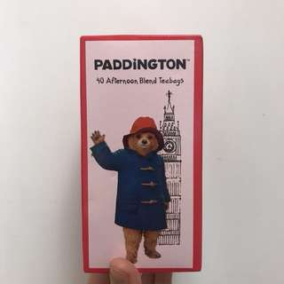 Paddington Afternoon Teabag