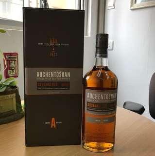Auchentoshan 21 yo Rare release, 700 ml, 43% (Taiwan Version)