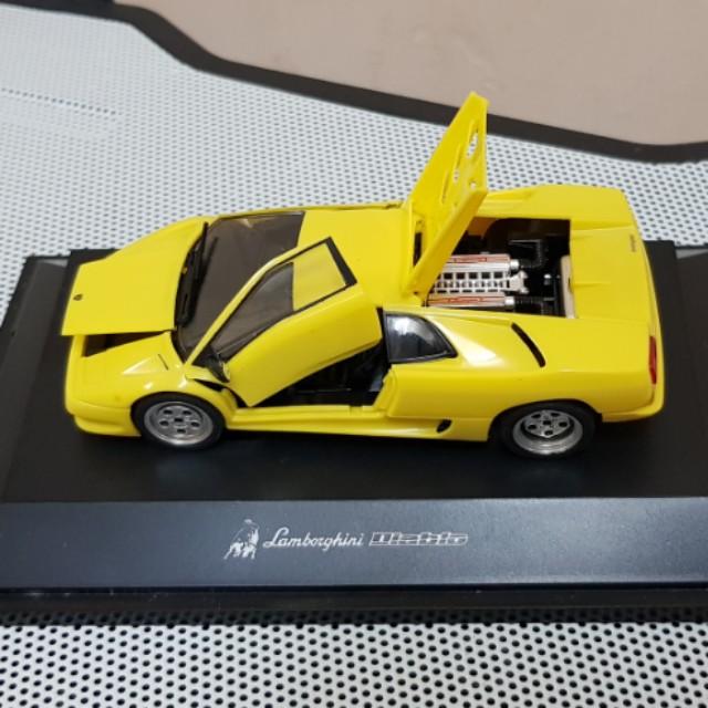 1 43 Lamborghini Diablo Plastic Kit Toys Games Other Toys On