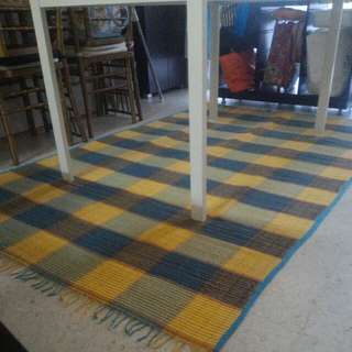 Rug Large & Thick