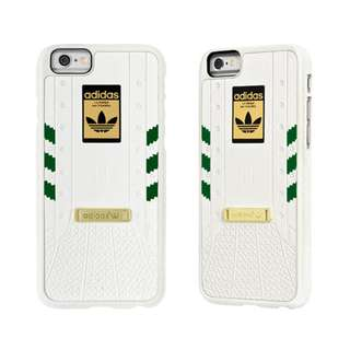 Adidas 手機殼 正品 Superstar 設計 iPhone 6 6S Plus Phone Case 硬殼 設計