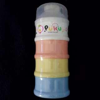 Baby milk container