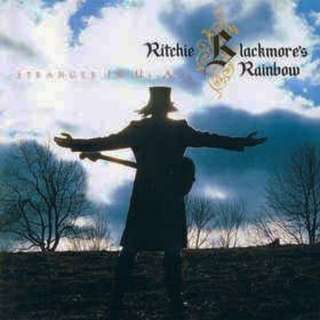 arthcd RITCHIE BLACKMORE'S RAINBOW Stranger In Us All CD