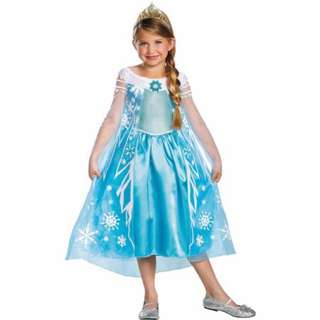 Frozen dress for girl