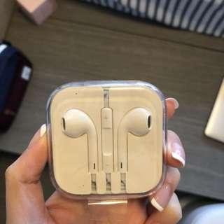 全新 Apple原裝耳機