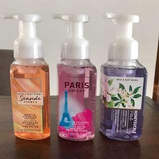 Brand new! Bath & Bodyworks Foaming Hand Soap
