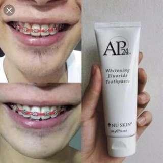 PRE-ORDER!! AP24 Whitening Toothpaste