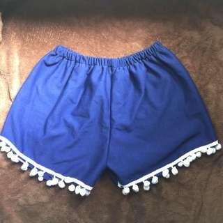 BRANDNEW! Tassel Shorts