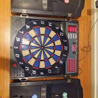 Tchibo digital dart game
