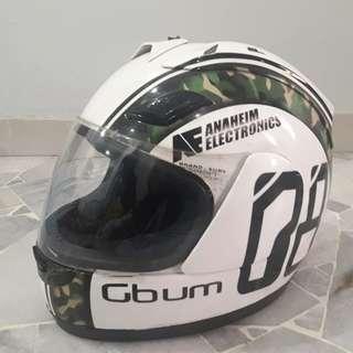 Fullface helmet custom brand SURE