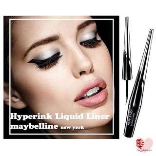 BNEW MAYBELLINE Hyperink Waterproof Liquid Eyeliner
