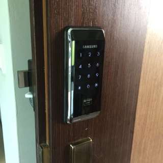 Samsung 2920 digital lock